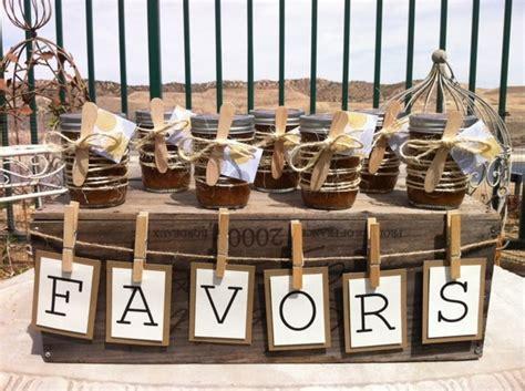 diy rustic wedding favor ideas rustic wedding favors ideas pass the to