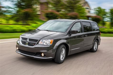 dodge van 2017 dodge grand caravan first drive not dead yet