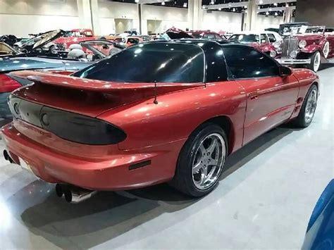Pontiac Hawk by 2000 Pontiac Hawk For Sale At Vicari Auctions Biloxi