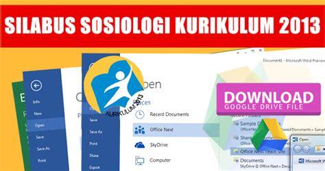 Sosiologi Sma Kurikulum 2013 Jilid 2 silabus sosiologi kurikulum 2013 gratis ayobain
