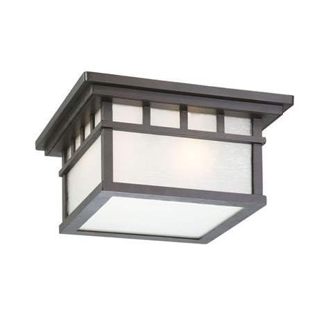 Outdoor Ceiling Lights Outdoor Flushmount Ceiling Light 9119 34 Destination Lighting