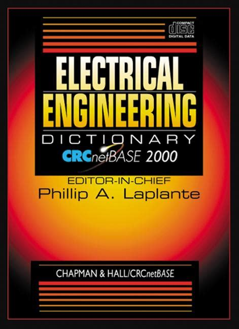electrical engineering dictionary  cd rom crc press book