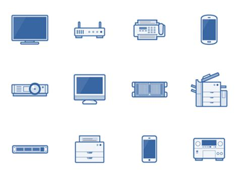 network layout icons network diagram icons by andrew j lee dribbble
