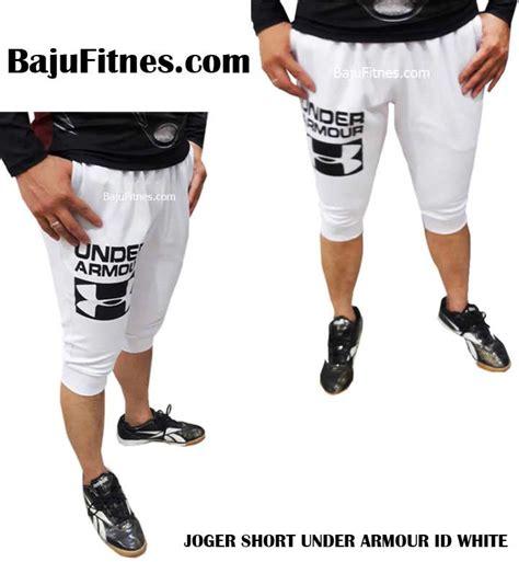 Kaos Fitness Baju Fit Pria Armour White Iron Veins 089506541896 tri foto celana pendek fitnes priamurah baju olahraga