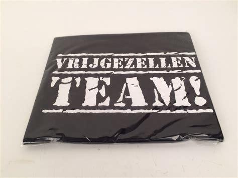 Teks T Shirt tekst t shirt vrijgezellen team zus zo oostburg