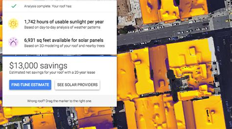 project sunroof launches project sunroof to encourage solar power