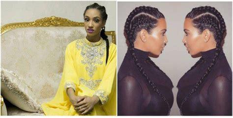 dija hair styles di ja vs kim kardashian who rocked these hairstyles