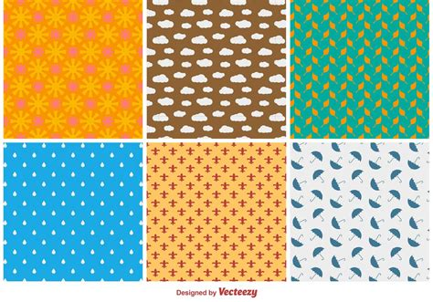 patterns in natural resources natural flat patterns download free vector art stock