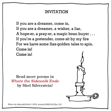 Shel Silverstein Homework by 21 And Sweet Shel Silverstein Poems That Ll Bring