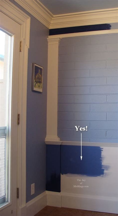 Wainscoting Color Combinations kitchen paint color sles thank you robert adam the