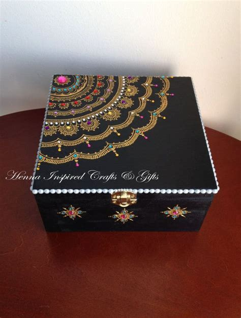 Decorating Ideas For Jewelry Boxes Best 25 Wooden Jewelry Boxes Ideas On Diy
