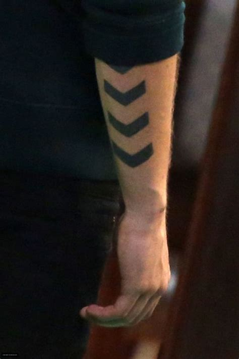 liam payne arrow tattoo text best 25 chevron tattoo ideas on pinterest liam payne