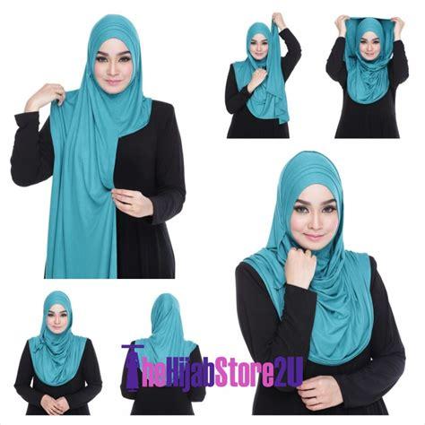 hijab tutorial pashmina cotton petunia cotton instant shawl thehijabstore2u com tudung