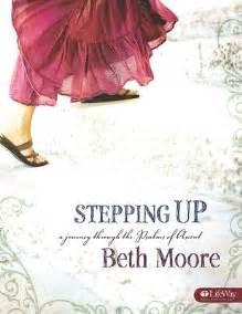 Stepping up through psalms a womens bible study womens bible cafe