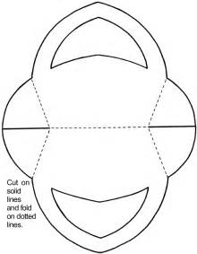 basket templates how to make a may basket crafts activities