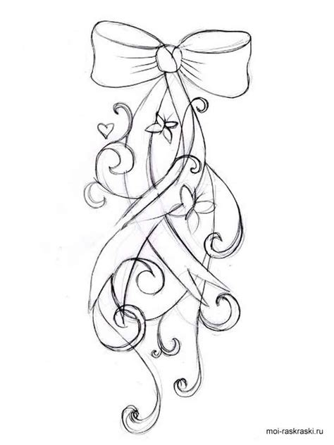 Free Bow Coloring Pages Bows Coloring Pages Free Printable Bows Coloring Pages by Free Bow Coloring Pages