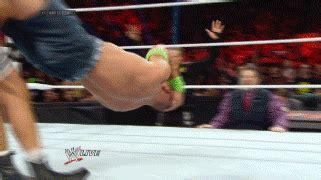 Unbelievable Gif Cesaro Swings John Cena Wwe Com
