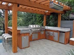 outdoor bbq kitchen cabinets home design ideas