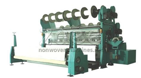 341 knitting machine tricot terry warp knitting machine zaee