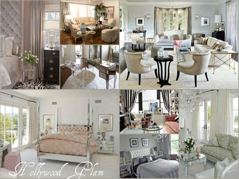 vogue home decor old hollywood glamour decor homesfeed