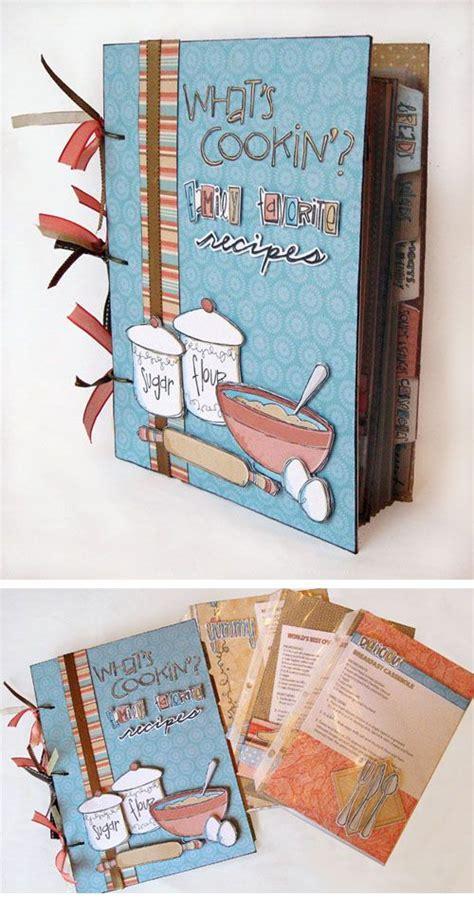 Handmade Cookbook Ideas - best 25 recipe books ideas on diy recipe book