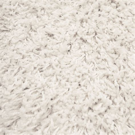 White Shag Area Rug Domino White Shag Area Rug 5 X 8 Value City Furniture