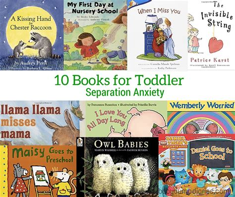 the separation books 10 books for toddler separation anxiety the baby bump