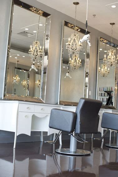 Lights Salon by Not This Style At All But Look How Each Station Has