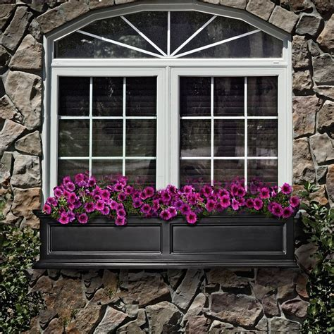 exterior window boxes gorgeous window box outdoors and flowers