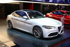 Giulia Alfa Romeo Alfa Romeo Giulia Veloce Slots Nicely Between The Base And