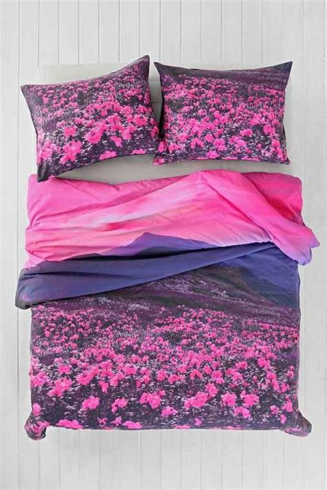plum bow bedding plum bow floral mountain duvet from urban outfitters make