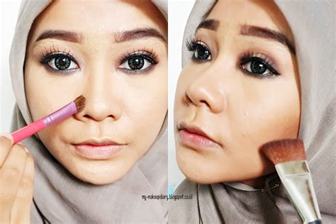 tutorial eyeliner cair tutorial matte for you my makeupdiary
