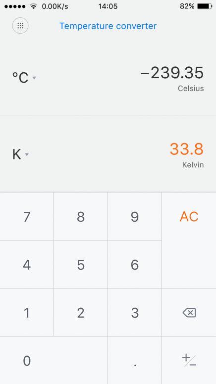 calculator suhu pusing menghitung atasi dengan miui kalkulator bincang