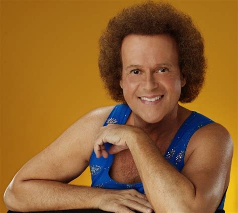 richard simmons s day new york new york hey f fitzgerald get a clue where the heck is matt