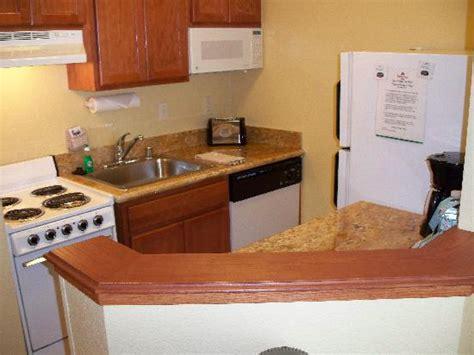 Kitchen And Granite Studio Studio Room S Open Kitchen W Granite Counter Tops