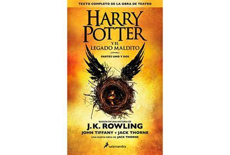 pdf libro harry potter y el legado maldito para leer ahora harry potter y el legado maldito j k rowling sinopsis y precio fnac