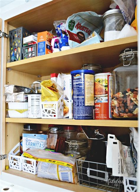 how to organize small kitchen cabinets ways to organize a small kitchen without a pantry