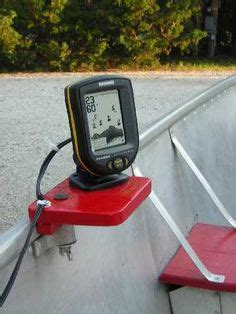 depth finder for jon boat a water wagon type boat for fishing small bodies of water