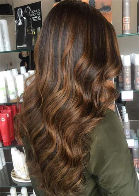 balayage with color balayage hair trend 51 balayage hair colors highlights