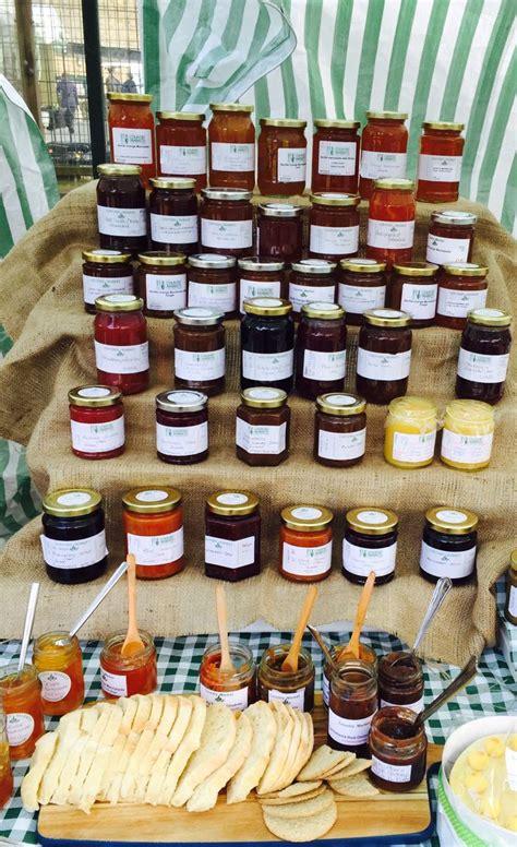 homemade small batch marmalades chutneys  jams sold