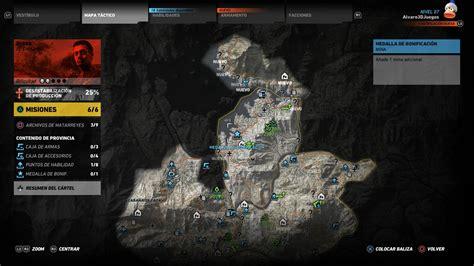 Ps4 Tom Clancy S Ghost Recon Wildlands Reg 3 Limited im 225 genes de tom clancy s ghost recon wildlands para ps4 3djuegos