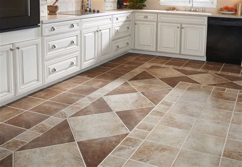 tile floor kitchen flooring options a guide to the floor