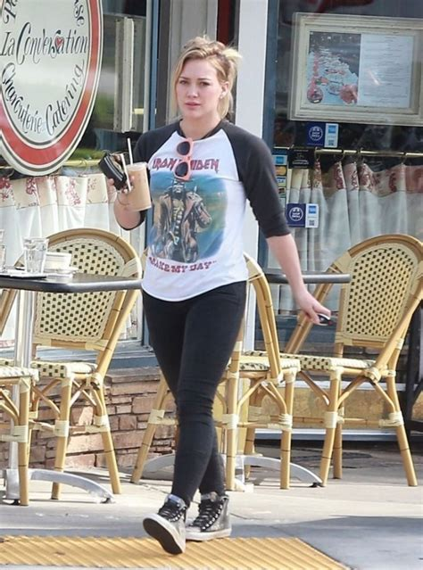 How Would You Wear It Hilary Duff Fabsugar Want Need by Hilary Duff In Tight 08 Gotceleb