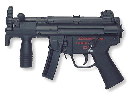 most mp guns