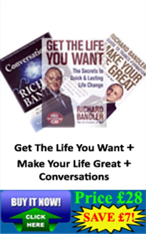 get any you desire by unleashing your alpha yes you can become irresistible books richard bandler nlp