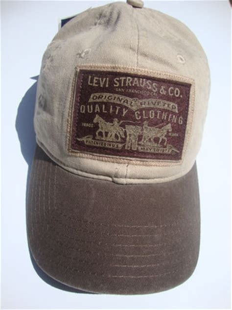 Celana Levis Co Levi Strauss New levi strauss co levi s hat cap my ebay levis and cap d agde