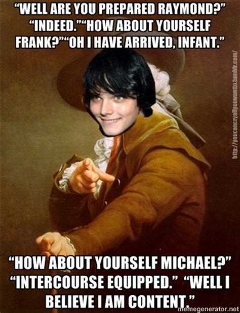 Gerard Way Memes - 86 best images about mcr memes on pinterest funny frank
