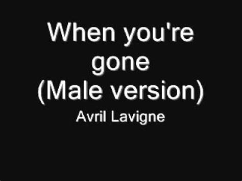 geisha when you re gone mp3 download download avril lavigne when youre gone male version