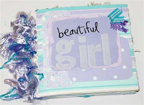How To Make Photo Album With Paper - paper bag album how to make mini books