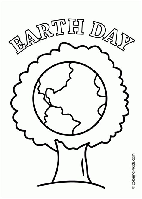 cute earth coloring pages printable pictures of earth kids coloring